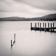 Coniston Art - Coniston Water Lake District by Colin and Linda McKie