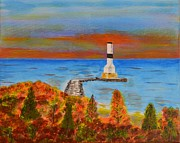 Melvin Turner - Conneaut light house