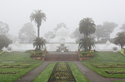 In The Fog Photo Posters - Conservatory of Flowers Poster by Hans Mauli