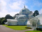 Conservatory Of Flowers Photos - Conservatory of Flowers - San Francisco by Armand Cabrera