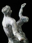 Figures Sculpture Framed Prints - Consta Framed Print by Dawn Fisher