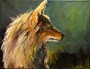 Diane Whitehead - Contemplative Fox