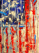 Patriotic Paintings - Contemporary America by Brian Xavier