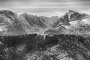 James BO  Insogna - Continental Divide CO Rocky Mountains National Park BW