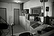 Control Room In Alcatraz Prison Print by RicardMN Photography