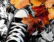 Converse Digital Art - Conversely by Jared Johnson