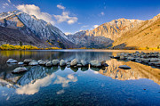 Convict Lake Art - Convict Lake 2 by Mimi Ditchie