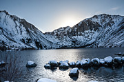Convict Lake Art - Convict Lake Chill by Pismopup Photography