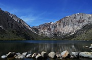 Convict Lake Art - Convict Lake by Craig Carter