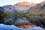 Convict Lake Art - Convict Lake by Cynthia Leeder