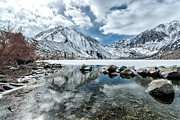 Convict Lake Art - Convict Lake One by Josh Whalen
