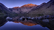 Ominous Prints - Convict Lake Print by Sean Foster