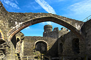 Wales Framed Prints Posters - Conwy Castle - 1 Poster by Paul Cannon