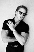 Actor Photos - Cool Cal BW Palm Springs by William Dey