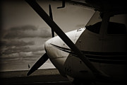 Paul Job Metal Prints - Cool Cessna Metal Print by Paul Job