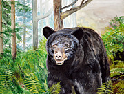 Alvin Hepler - Cool Spot -Black Bear