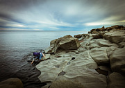 Lake Superior Photos - Cool To The Touch by Mary Amerman