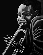 Cootie Williams Print by Barbara McMahon