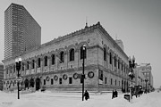 Paul Treseler - Copley Square Library