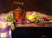 Anne Barberi - Copper And Fruit
