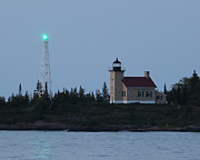 George Jones - Copper Harbor Lighthouse