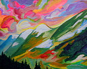 Morgan  Ralston - Coquihalla Sunrise