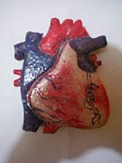 Featured Sculptures - Corazon by Alexander Reyes
