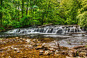 Tim Buisman Metal Prints - Corbetts Glen Waters Metal Print by Tim Buisman