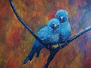 Rhonda Clapprood - Cordon Bleu Canaries
