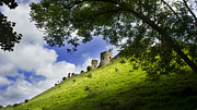 Sally Barnett - Corfe Castle in Dorset...