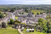 Great Britain Art - Corfe  by Joana Kruse
