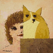 Max Yamada - Corgi and Woman v.5