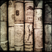 Wine Cork Collection Prints - Corked Print by Tim Nyberg