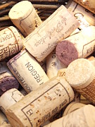 Connoisseur Photo Posters - Corks 1 Poster by Emma Manners