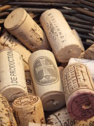 Connoisseur Photo Posters - Corks 2 Poster by Emma Manners