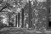 Rams Metal Prints - Cornell College Tarr Hall Metal Print by University Icons