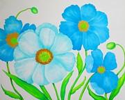 Carol Sabo - Cornflowers