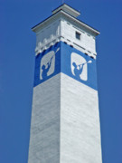 Finger Lakes Photo Originals - Corning Little Joe Tower 1 by Tom Doud