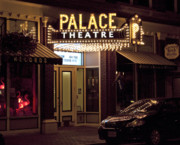 Finger Lakes Photo Originals - Corning Palace Theatre by Tom Doud