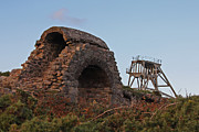Terri  Waters - Cornish Mine Workings