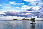 Fototrav Print - Coron island in the Philippines