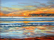 Robert Gerdes - Coronado Sunset 2