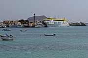 Tony Murtagh - Corralejo harbour