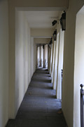 Randi Shenkman Photo Metal Prints - Corridor Metal Print by Randi Shenkman