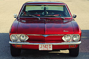 Corvair Print by Robert Harmon