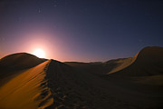 Dunes Photos - Cosine by Aaron S Bedell