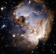 Cosmic Space Digital Art - Cosmic dream by Gun Legler