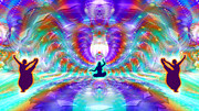 Derek Gedney - Cosmic Spiral Ascension...