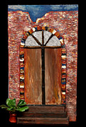 Robert Handler Prints - Costa Rican Doorway Print by Robert Handler