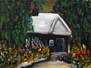Barbie Batson - Cottage and Flower Garden